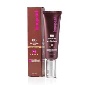 Lanopearl BB Cream SPF 15 No.2 Natural Beige 5 in l