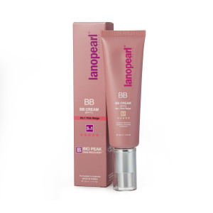 Lanopearl BB Cream SPF 15 No.1 Pink Beige, 5 in l