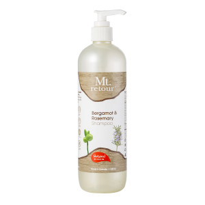 Mt. Retour Bergamot and Rosemary Shampoo