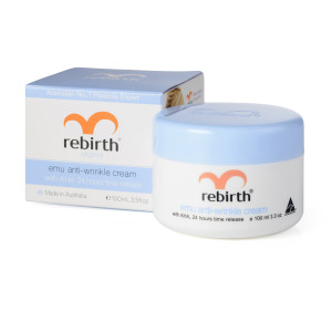 Rebirth Emu Anti-wrinkle Cream