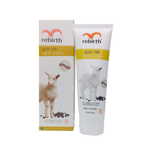Rebirth Goat Milk Hand Cream with Collagen