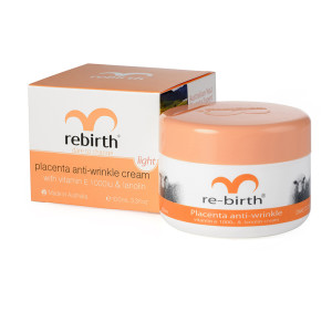 Rebirth DTC Placenta and Vitamin E