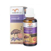Rebirth Life Platinum High Strength Emu Oil