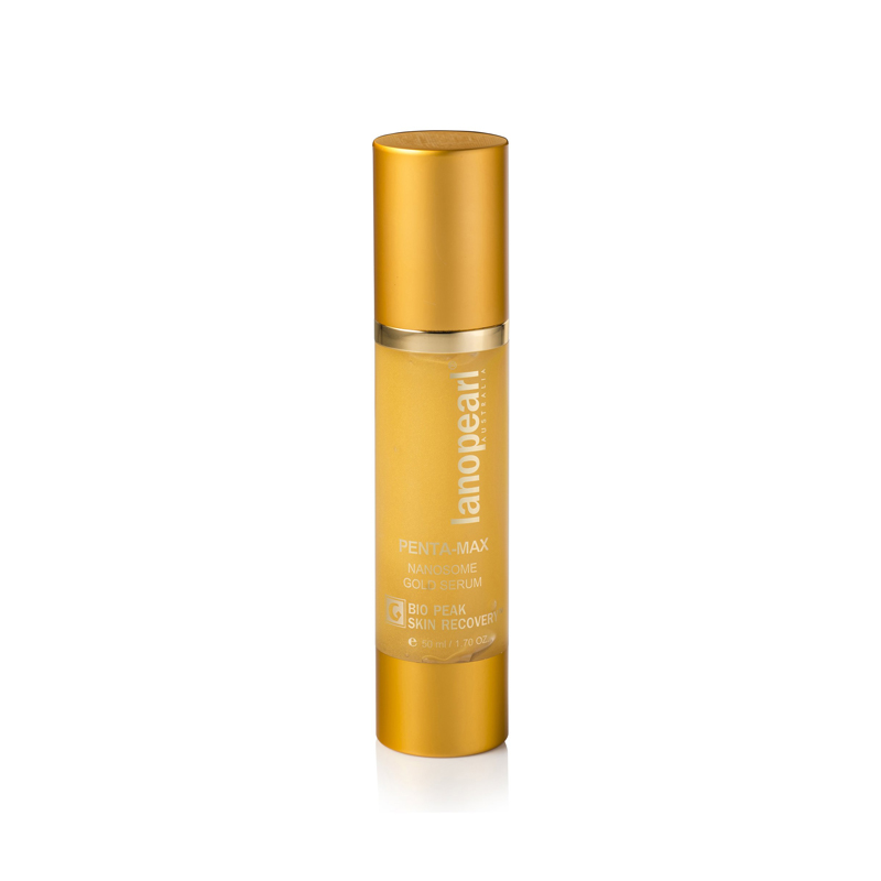 Lanopearl Penta-Max Nanosome Gold Serum 50ML