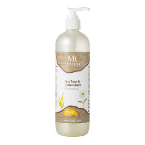 Mt. Retour Tea Tree Calendula Shampoo