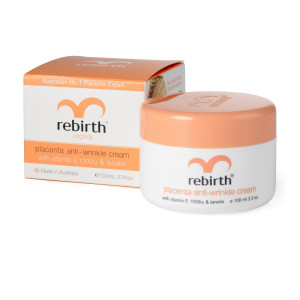 Rebirth Placenta and Vitamin E Anti-Wrinkle Cream