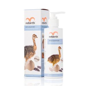 Rebirth Emu Lavender Moisturising Cream
