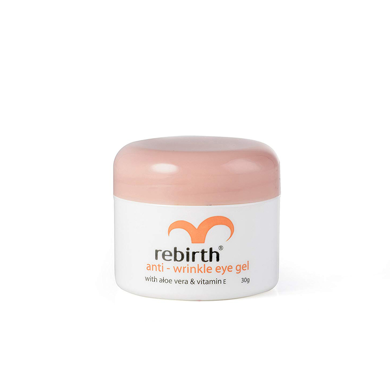 Rebirth Anti-Wrinkle Eye Gel with Vitamin E 30ML