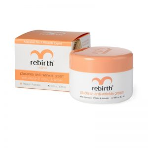 Rebirth DTC Placenta and Vitamin E 100ML