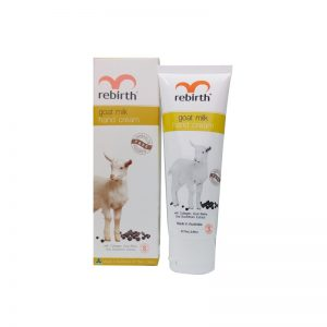 Rebirth Goat Milk Hand Cream with Collagen 75ML