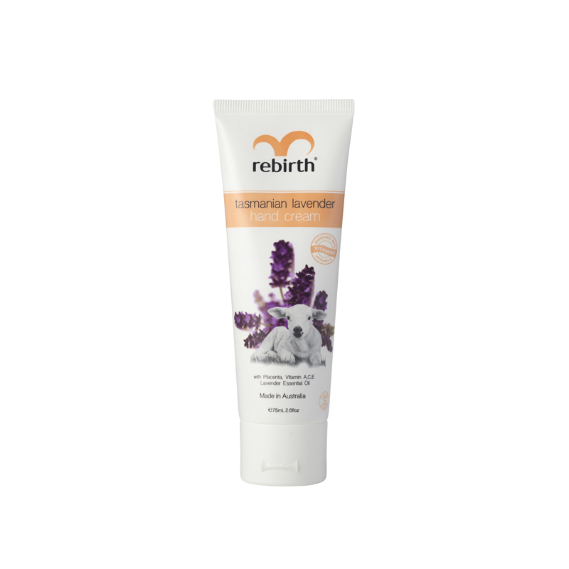 Rebirth Placenta Tasmanian Lavender Hand Cream 75ML